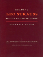 Reading Leo Strauss