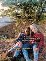 Belonging in an Adopted World