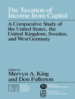 The Taxation of Income from Capital