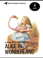 Alice in Wonderland Collection – All Four Books