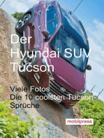 Der Hyundai SUV Tucson