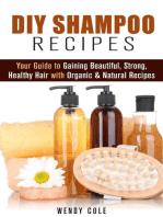 DIY Shampoo Recipes