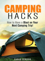 Camping Hacks: How to Have a Blast on Your Next Camping Trip!: Camping Trips