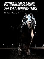 Betting In Horse Racing