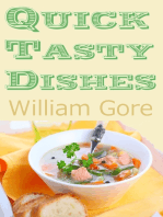 Quick Tasty Dishes