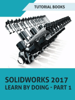 SOLIDWORKS 2017 Learn by doing - Part 1