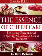 The Essence of Cheesecake