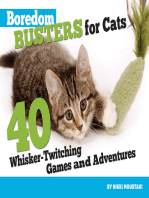 Boredom Busters for Cats