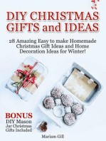 DIY Gifts and Ideas