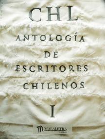 CHL Antología de autores chilenos I