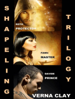 Shapeling Trilogy Collection