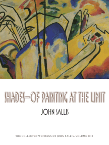 Shades—Of Painting at the Limit