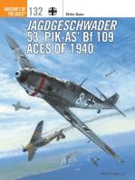 Jagdgeschwader 53 'Pik-As' Bf 109 Aces of 1940