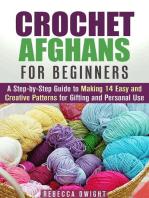 Crochet Afghans for Beginners