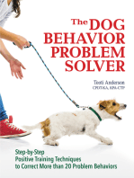 The Dog Behavior Problem Solver