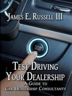 Test Driving Your Dealership