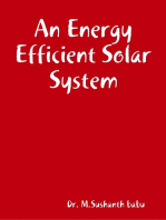 An Energy Efficient Solar System