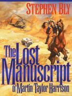 The Lost Manuscript of Martin Taylor Harrison