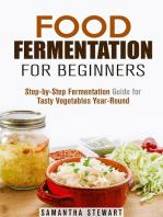 Food Fermentation for Beginners