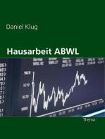 Hausarbeit ABWL