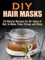 DIY Hair Masks