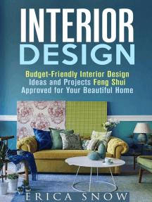 Interior Design : Budget-Friendly Interior Design Ideas and Projects Feng Shui Approved for Your Beautiful Home: Decoration and Design