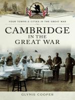 Cambridge in the Great War
