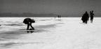Iran's Great, Dying Salt Lake