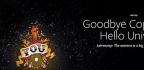 Goodbye Copernicus, Hello Universe