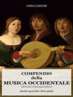 Compendio della Musica Occidentale