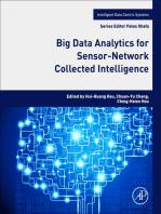 Big Data Analytics for Sensor-Network Collected Intelligence