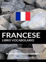 Libro Vocabolario Francese