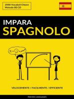Impara lo Spagnolo