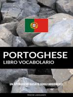 Libro Vocabolario Portoghese: Un Approccio Basato sugli Argomenti