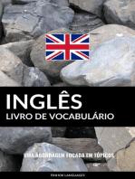 Livro de Vocabulário Inglês