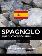 Libro Vocabolario Spagnolo