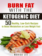 Burn Fat with the Ketogenic Diet