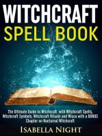 Witchcraft Spell Book