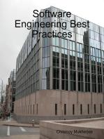 Software Engineering Best Practices