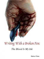 Writing With a Broken Pen