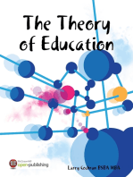 The Theory of Education