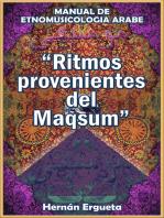 Ritmos Provenientes Del Maqsum
