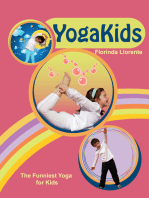 YogaKids. The Funniest Yoga for Kids.