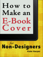How to Make a Simple Book Cover for a Non-Designer