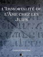 L'immortalité de l'âme chez les Juifs
