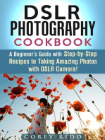 DSLR Photography Cookbook