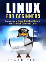 Linux for Beginners: Introduction to Linux Operating System and Essential Command Lines: Computer Programming