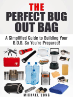 The Perfect Bug Out Bag