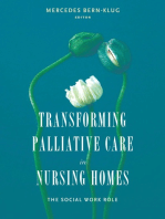 Transforming Palliative Care in Nursing Homes