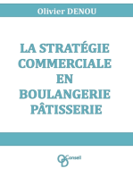 La stratégie commerciale en boulangerie pâtisserie
